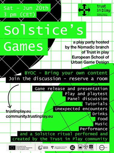 Solstice-Games